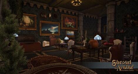 Shroud of the Avatar: Forsaken Virtues Steam Key GLOBAL - gameplay - 8