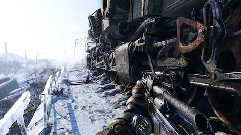 Metro Exodus - Gold Edition Steam Key RU/CIS - gameplay - 4