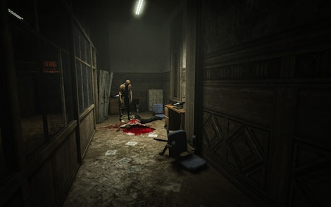 Outlast Steam Key GLOBAL - gameplay - 10