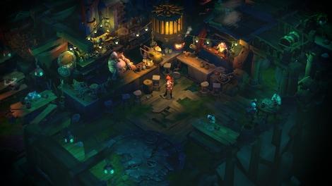 Battle Chasers: Nightwar Steam Key PC GLOBAL - rozgrywka - 2