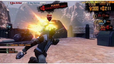 Red Faction: Guerrilla Steam Key EUROPE