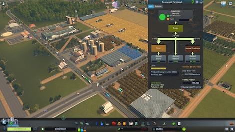 Cities: Skylines - Industries Steam Key GLOBAL - screenshot - 6