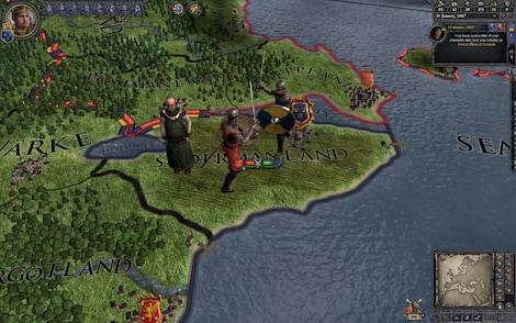 Crusader Kings II Steam Key GLOBAL - gameplay - 11
