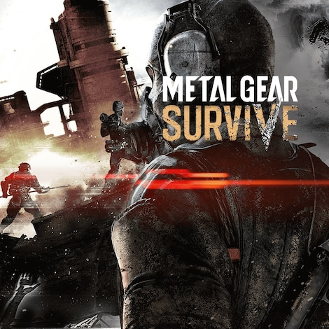 Metal Gear Survive Steam Key EUROPE - gameplay - 7