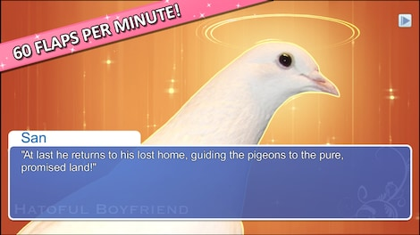 Hatoful Boyfriend Steam Key GLOBAL