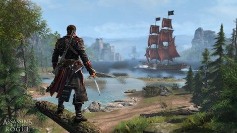 Assassin's Creed Rogue Uplay Key GLOBAL - gameplay - 5