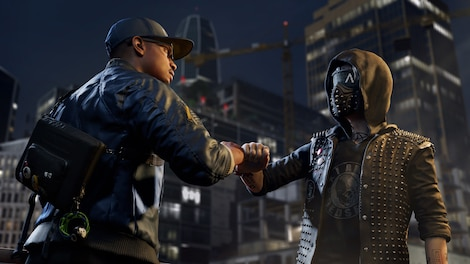 Watch Dogs 2 Uplay Key GLOBAL - gameplay - 3