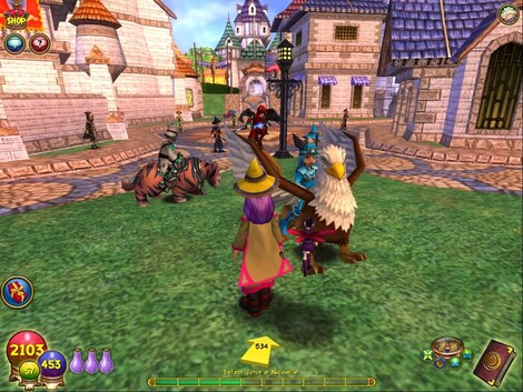 Wizard101 - Gameforge E-Pin Gameforge EUROPE 10 EUR - G2A COM