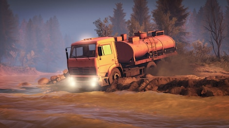 Spintires Steam Key GLOBAL - gameplay - 8