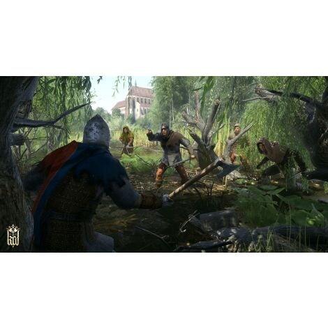 Kingdom Come: Deliverance Steam Key RU/CIS - gameplay - 12
