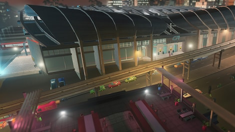 Cities: Skylines - Mass Transit Key Steam GLOBAL - screenshot - 9