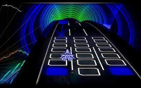 AudioSurf Steam Key GLOBAL - gameplay - 6