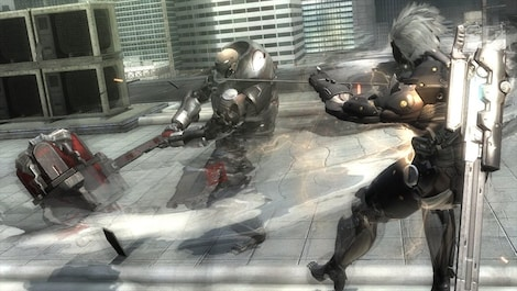 Metal Gear Rising: Revengeance Steam Key EUROPE - gameplay - 20