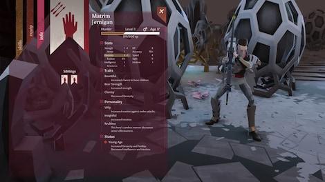 Massive Chalice Steam Key GLOBAL - gameplay - 4