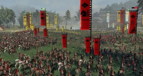 Total War: Shogun 2 Steam Key GLOBAL - gameplay - 6