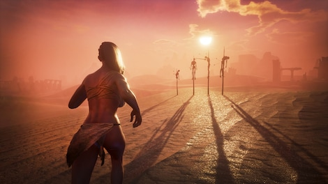 Conan Exiles Steam Key GLOBAL - gameplay - 5