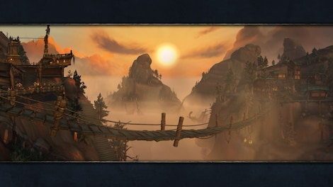 World of Warcraft: Battle for Azeroth Deluxe Edition Blizzard Key EUROPE
