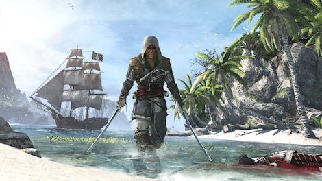 Assassin's Creed IV: Black Flag Uplay Key GLOBAL - gameplay - 8