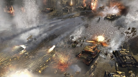 Coh 2 Case Blue : Company of heroes case blue dlc convoy general difficulty