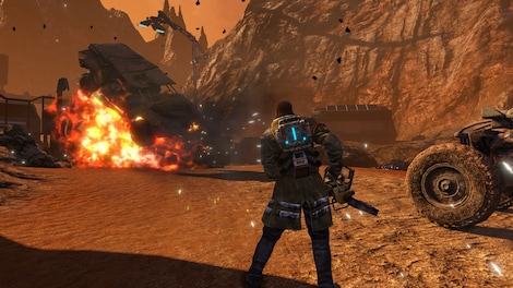 Red Faction Guerrilla Re-Mars-tered Steam Key GLOBAL - rozgrywka - 9
