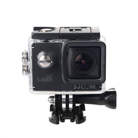 SJCAM SJ4000 WIFI Action Camera FHD1080P waterproof Underwater Camera 12MP Sports Camcorder  Red - product photo 2
