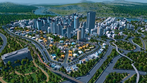Cities: Skylines Deluxe Edition Steam Key GLOBAL - gameplay - 4