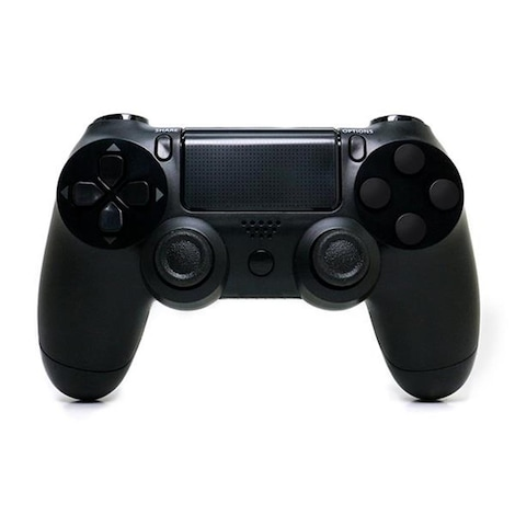 Bluetooth Wireless Gamepad Remote Controller for Sony Playstation 4 PS4 PS4 Plastic Black
