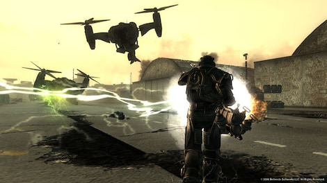 Fallout 3 - Game of the Year Edition Steam Key GLOBAL - gameplay - 7
