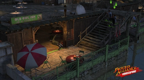Jagged Alliance Collector's Bundle Steam Key GLOBAL - gameplay - 5