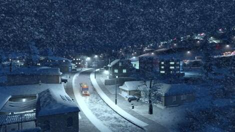 Cities: Skylines Snowfall Steam Key GLOBAL - screenshot - 14