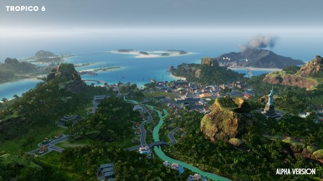 Tropico 6 El Prez Steam Key RU/CIS - gameplay - 7