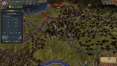 Europa Universalis IV: Art of War Key Steam GLOBAL - képernyőkép - 3