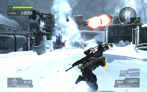 Lost Planet: Extreme Condition Steam Key GLOBAL - gameplay - 7