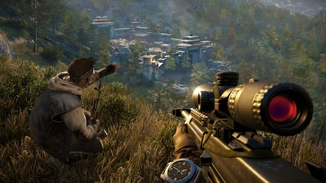 Far Cry 4 Uplay Key GLOBAL - gameplay - 22