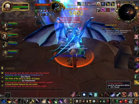 World of Warcraft Battle Chest Blizzard EUROPE 30 Days - screenshot - 7
