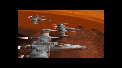 STAR WARS: Rogue Squadron 3D Steam Key GLOBAL - gameplay - 1