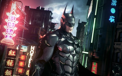 Batman: Arkham Knight Steam Key RU/CIS - gameplay - 11