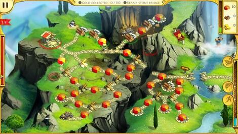 12 Labours of Hercules Steam Key GLOBAL - gameplay - 10