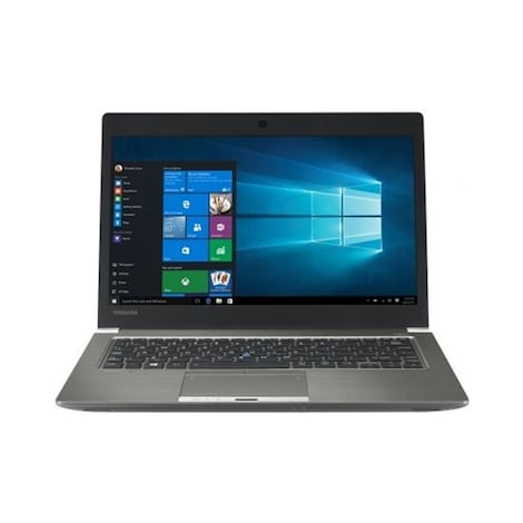 Notebook Toshiba PPOPOR2159 PT263E 0UE06MCE Core i7 6500 16GB 256GB Windows  10 Pro 13 3 FHD Black