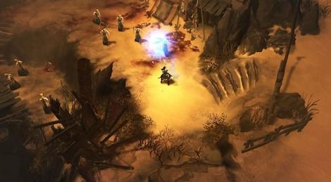 Diablo 3 Battlechest Blizzard Key PC GLOBAL - gameplay - 11