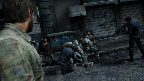 The Last of Us Remastered PSN Key PS4 NORTH AMERICA - gameplay - 12