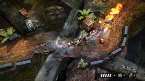 Death Rally Steam Key GLOBAL - gameplay - 4