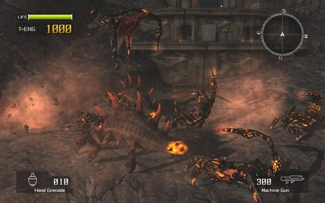 Lost Planet: Extreme Condition Steam Key GLOBAL - gameplay - 3