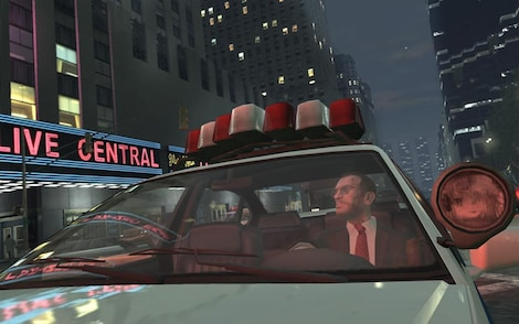 Grand Theft Auto IV + Grand Theft Auto: San Andreas Steam Gift GLOBAL - gameplay - 8