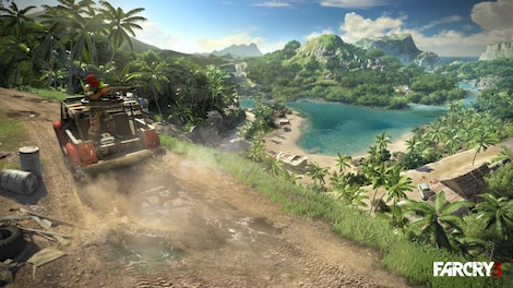 Far Cry 3 Uplay Key GLOBAL - gameplay - 3