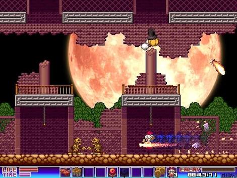 Bunny Must Die! Chelsea and the 7 Devils Steam Key GLOBAL - gameplay - 8
