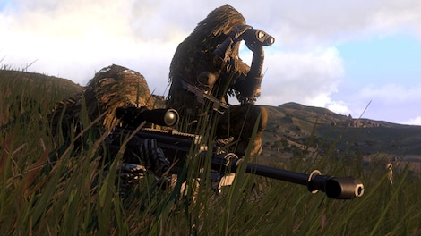 Arma 3: Limited Steam Key EUROPE - gameplay - 9