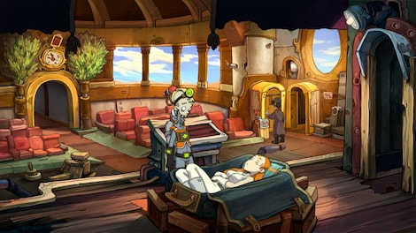 Deponia Trilogy Steam Key GLOBAL - gameplay - 48