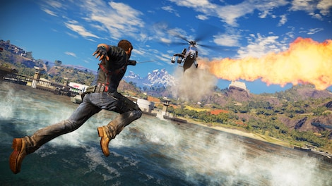 Just Cause 3 Steam Key GLOBAL - gameplay - 4