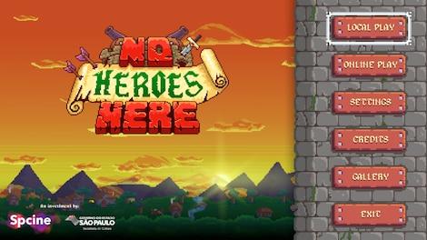 No Heroes Here Steam Key PC GLOBAL - gameplay - 6